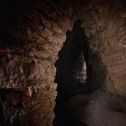 """Elias grotta"". Foto: Richard Holmgren"