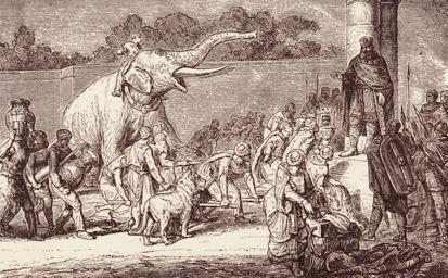 Med Hannibals elefanter över Alperna
