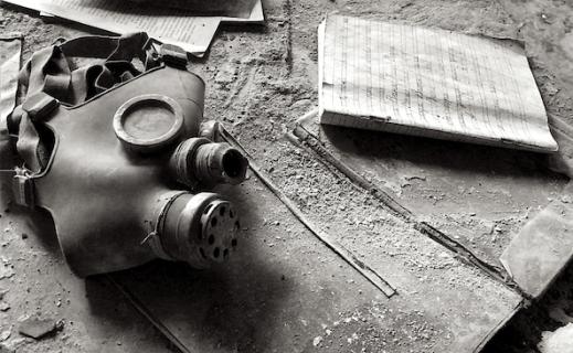 Tjernobyl Foto: Richard Holmgren