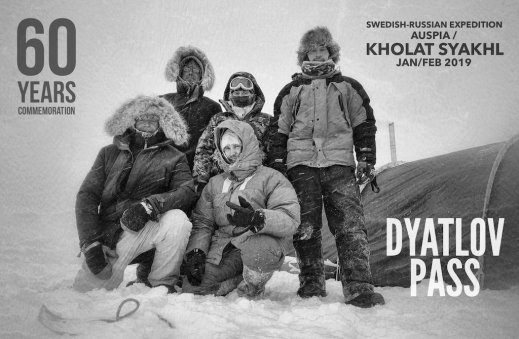 Dyatlov pass 2019