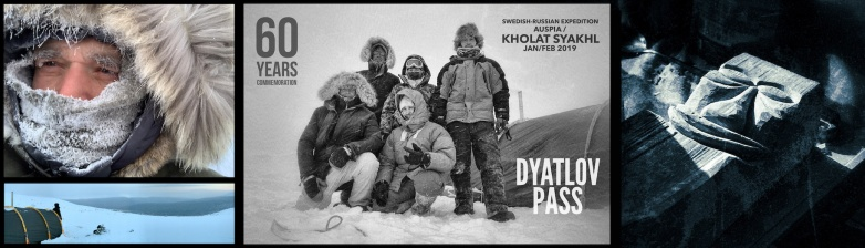 Djatlovpasset Dyatlov pass