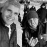 Richard Holmgren & Artem Domogirov, train to Ivdel