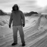Richard Holmgren, strolling in Vizhay. Dyatlov Pass