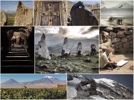 Vetenskapsradion Historia om Noa i Armenien