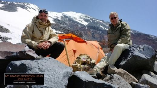 Mt Ararat - Hannu Kuisma & Richard Holmgren