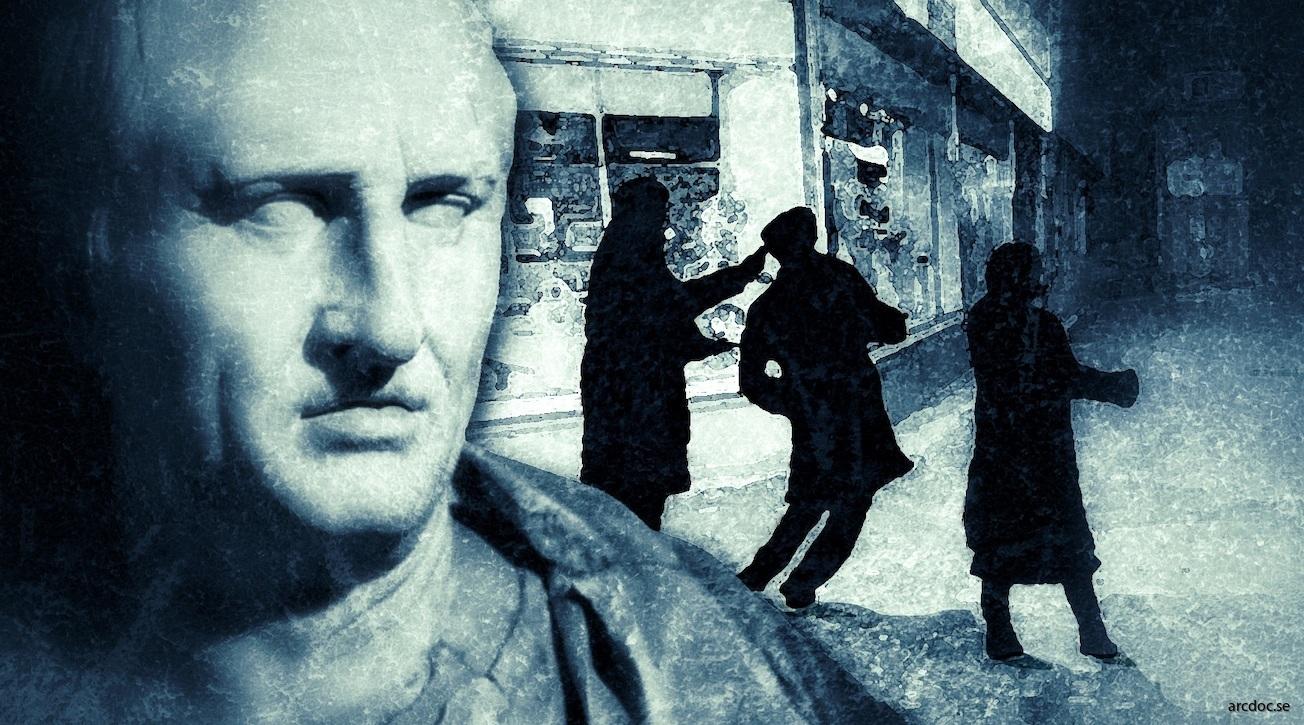 Olof Palmes sista steg ny bok av Lars Borgnäs | ARCDOC