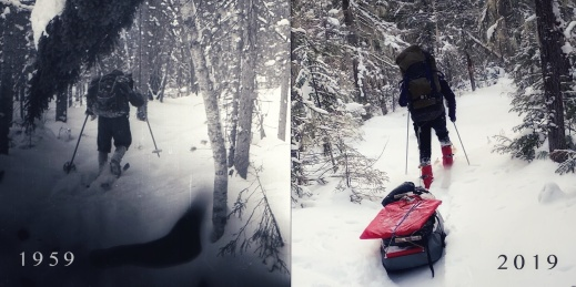 Skiing to the Dyatlov Pass