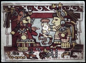 Fröskal av kakaobönor var ett av de betalningsmedel som nyttjades av aztekerna.