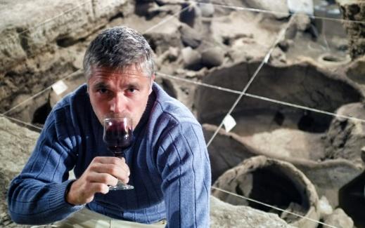 Hur smakade världens äldsta vin? Foto: Lusine  Margaryan.