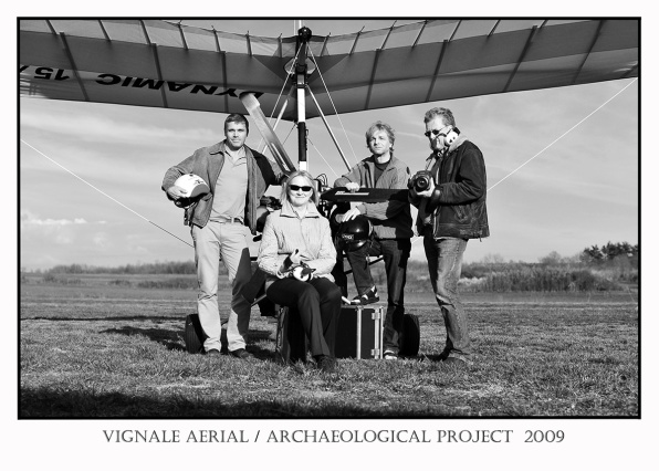 Vignale Archaeological Project - flyginventeringar