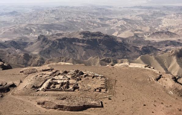 Petra, Jordanien. Foto: Richard Holmgren