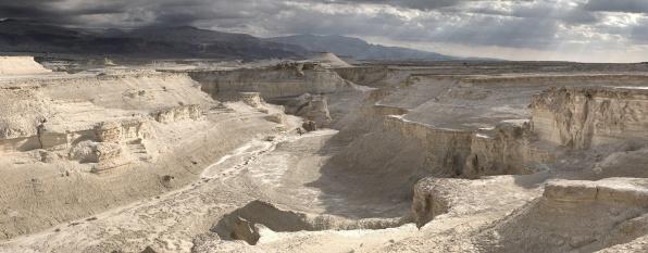 Döda havet arkeologi. Foto: Richard Holmgren