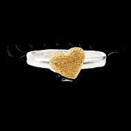 Enkelhjärta ring Gps