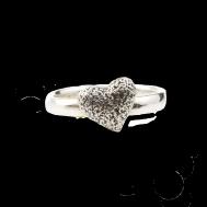 Enkelhjärta ring OX