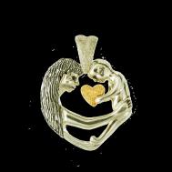 Moderskärleken OX Gps/hjärta