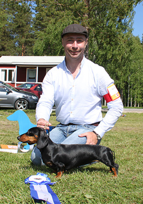 Sierra Best in Show-2 i Piteå 6/7-2014