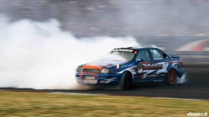 Johan Karlsson's Drifting Audi S2