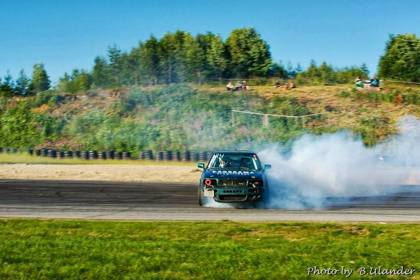 William Jespersson's Drifting Audi S2