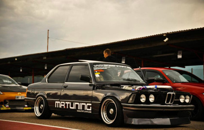 BMW E21 Turbo