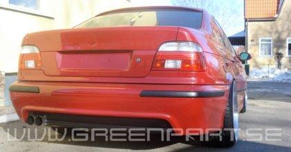 Mikael's BMW E39