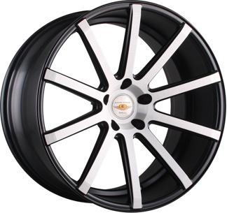 JUDD T202 - Black & Polished