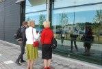 Opening Malgozata Jablonska New Legens of Karlshamn Foto Torun Ekstrand