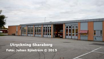 Götenes brandstation | Foto: Johan Sjöström