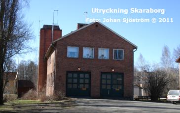 Blikstorps brandstation | Foto: Johan Sjöström