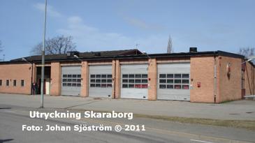 Törebodas brandstation | Foto: Johan Sjöström