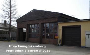 Hovas brandstation | Foto: Johan Sjöström