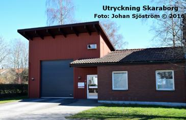 Ambulansstationen i Hova | Foto: Johan Sjöström