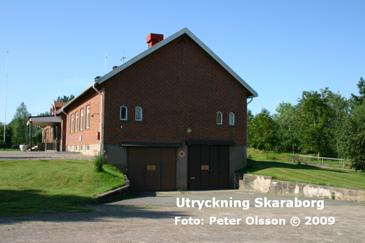 Undenäs brandstation | Foto: Peter Olsson