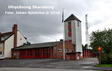 Tidaholms brandstation | Foto: Johan Sjöström