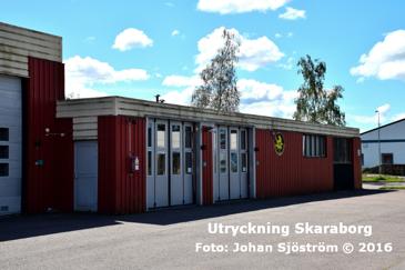 Varas ambulansstation | Foto: Johan Sjöström