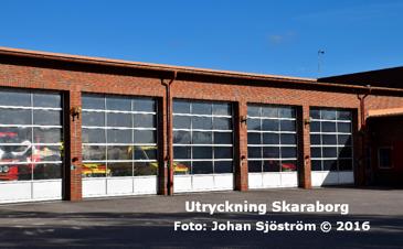 Ambulansstationen i Lidköping | Foto: Johan Sjöström