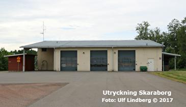 Mölltorp ambulansstation | Foto: Ulf Lindberg
