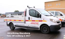Verkstadsbil | Foto: Ulf Lindberg