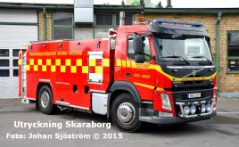 2 53-5040 | Foto: Utryckning Skaraborg