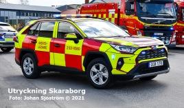 2 53-1080 | Foto: Utryckning Skaraborg