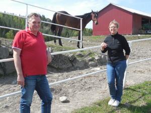 Ulf,Baily och Anna-Lena