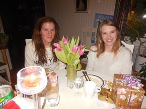 Linda och Erika