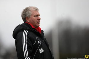 """""""Coach"""" Karlsson"""
