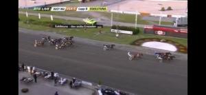 Liam Dana vinner på Sundbyholm efter ett starkt lopp i dödens