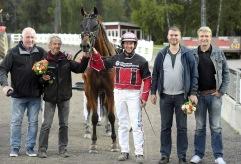 Glatt gäng efter Tritons debutseger på Sundbyholm 20190916