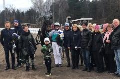 Cactus efter V75-seger på Sundbyholm 20191110