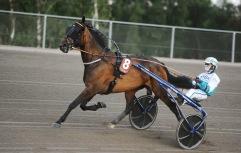 Joy Alissa 5:a i stosprintfinalen på Halmstad 210708