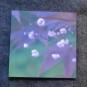 Blomsterkort - Violruta 10 stycken