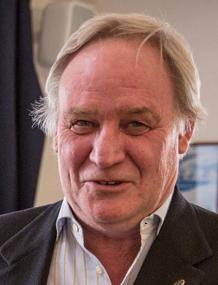 Claes Ahlin - Ordförande