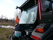 Valtra A-serie med bakrutekil till skogsruta