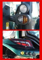 Lampskydd för Valtra N4-serie